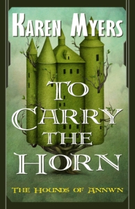 ToCarryTheHorn - Full Front Cover - 297x459